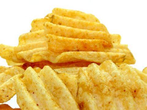 Chips invriezen