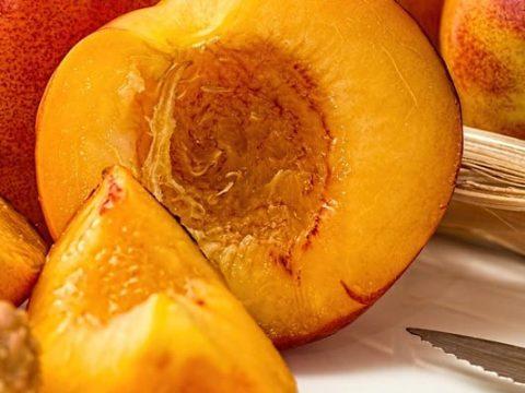 Nectarines invriezen