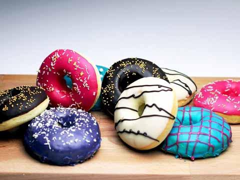 Donuts invriezen